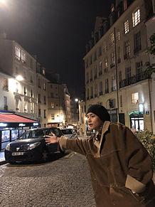 BTSの画像(パリに関連した画像)