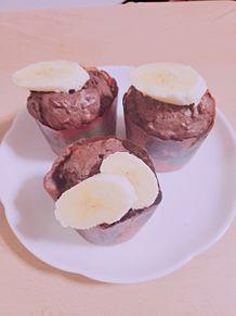 チョコレートマフィンの画像(チョコレートに関連した画像)