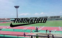 track&field🏃♀️💕保存はいいね💕の画像(陸上競技場に関連した画像)