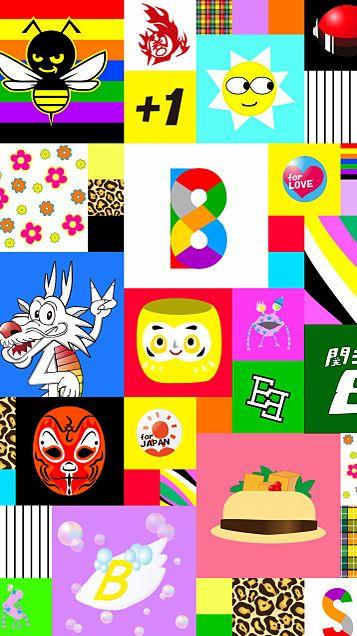 ∞パッチワーク∞ iPhone6用の画像(プリ画像)