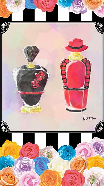∞torn perfume∞の画像 プリ画像