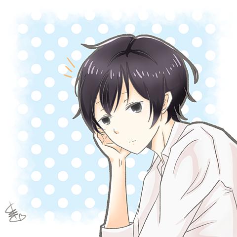 田中くんはいつもけだるげの画像(プリ画像)