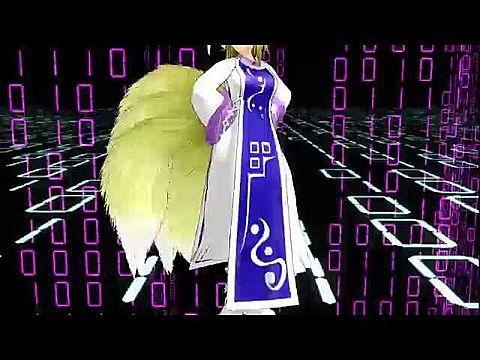 MMD八雲藍の画像(プリ画像)