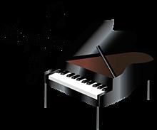 ピアノ音符画像の画像(プリ画像)