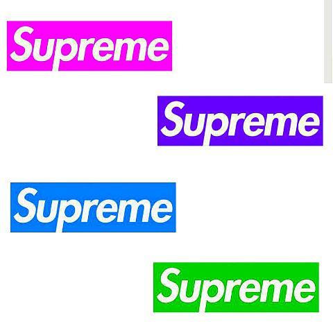 Supreme 素材の画像 プリ画像