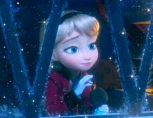 エルサ❄の画像(アナと雪の女王に関連した画像)