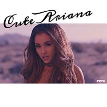 Cute Ariana ‼︎の画像(プリ画像)