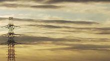 朝の窓から・・・。の画像(電線に関連した画像)