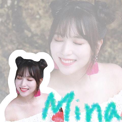 TWICE♡ミナ♡の画像(プリ画像)