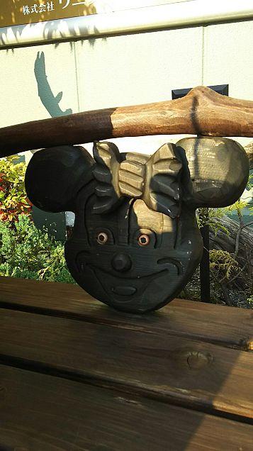 ホラーミニーマウスの画像(プリ画像)