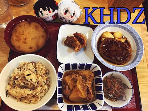 晩御飯(昨日)←の画像(プリ画像)