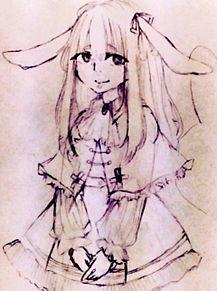 露娘で軍服ロリもどきの画像(プリ画像)