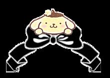 キンブレシート 素材 キャラクター リボン プリ画像