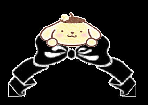 キンブレシート 素材 キャラクター リボンの画像(プリ画像)