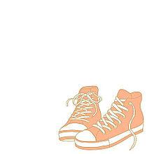 スニーカーの画像(オシャレ ペア画 靴に関連した画像)