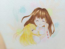 幸せそうな少女たちの画像(魔理沙に関連した画像)