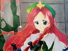 紅美鈴の画像(コピックに関連した画像)