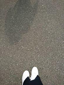 駐車場での撮影の画像(中学校に関連した画像)