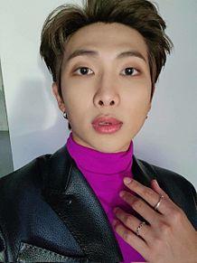 BTS RMの画像(#キム・ソクジンに関連した画像)