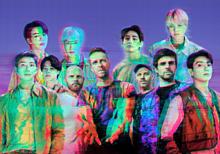 BTS × Coldplayの画像(bts   ジンに関連した画像)