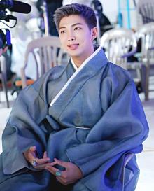 BTS RMの画像(キム ソクジンに関連した画像)