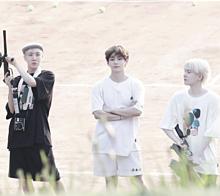 BTS J-HOPE&V&SUGAの画像(韓国/オルチャンに関連した画像)