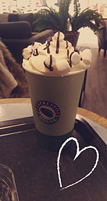 Hot Chocolate at Espresso House☕の画像(atに関連した画像)