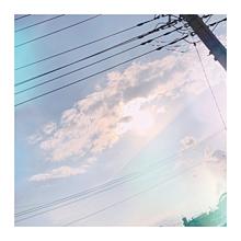 空と太陽の画像(太陽に関連した画像)