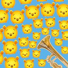 たこ焼きちゃん?さんへの画像(金管楽器に関連した画像)