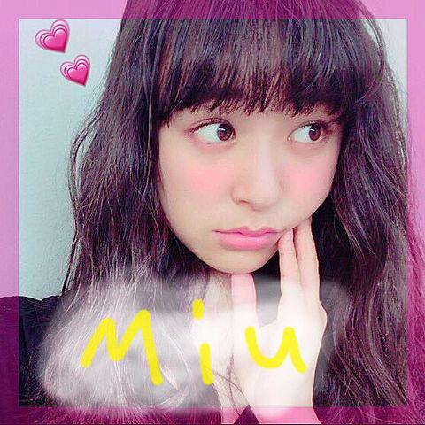 ミウちゃん♡の画像(プリ画像)