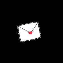 手紙の画像(プリ画像)