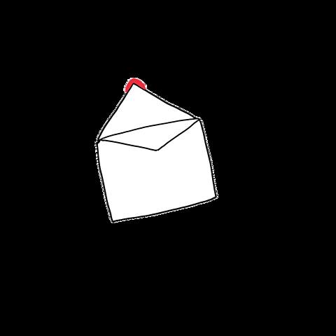 手紙 開いたVer.の画像 プリ画像