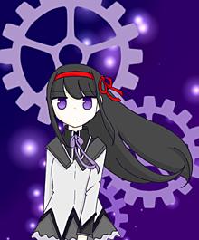 魔法少女まどか☆マギカ ほむらちゃんの画像(魔法少女まどか☆マギカに関連した画像)