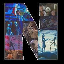 """N"" Nightmare Before Christmasの画像(ディズニー/disneyに関連した画像)"