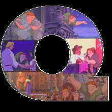 """Q"" Quasimodoの画像(ディズニー/disneyに関連した画像)"