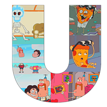 """U"" Uncle Grandpa プリ画像"