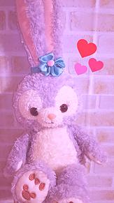 ディズニーキャラクターステラルー😍😍の画像(ウサギ ぬいぐるみに関連した画像)