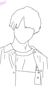 松島聡 イノセントデイズ 線画の画像(SexyZoneに関連した画像)