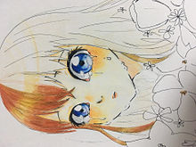 イラスト 花 女の子 色鉛筆の画像67点 完全無料画像検索のプリ画像 Bygmo