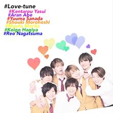 #Love-tune プリ画像