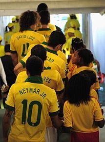 ブラジル代表 プリ画像