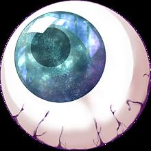 夢見るGALAXY目玉の画像(ギャラクシーに関連した画像)