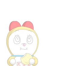 ♡ ドラミちゃん ♡の画像(プリ画像)