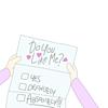 ♡ Do yo like me ? ♡ プリ画像