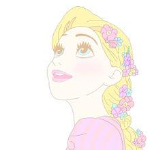 ♡ Rapunzel ♡の画像(プリ画像)