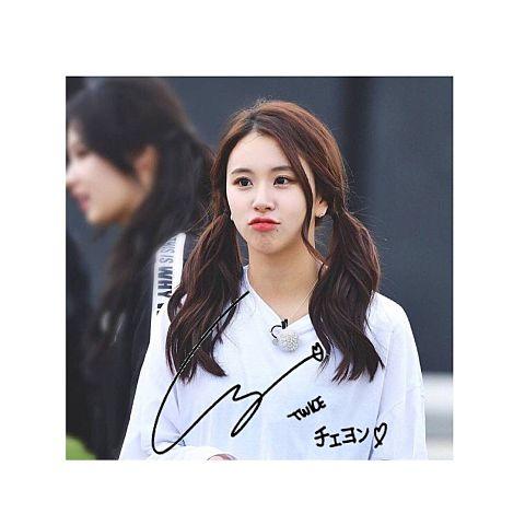 チェヨン♡保存ポチ🙆💕の画像(プリ画像)