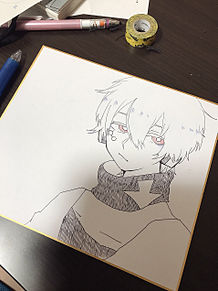 コノハ色紙描きの画像(プリ画像)