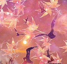 楓とカモメ 空の写真 宇宙柄の画像(カモメに関連した画像)