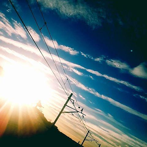綺麗な空の画像(プリ画像)