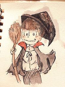 【おそ松さん】ハロウィン プリ画像